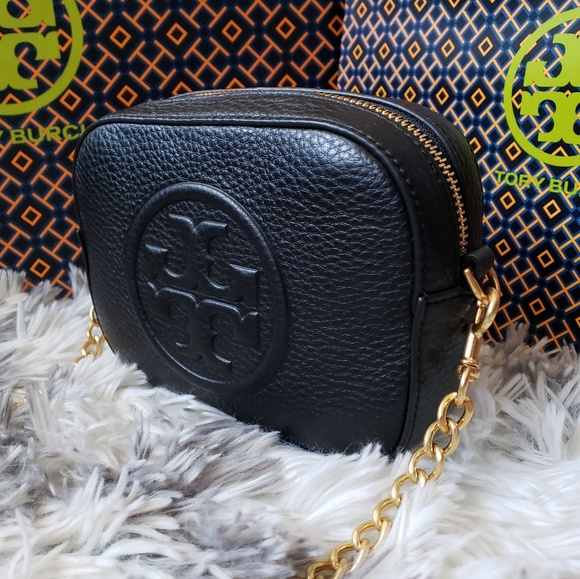 2dde04cb223 Tory Burch Bags | Logo Mini Crossbody Limited Edition | Poshmark